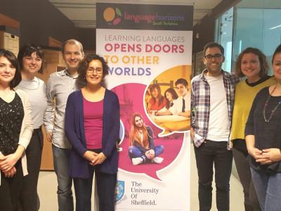 Teachers Sheffield University