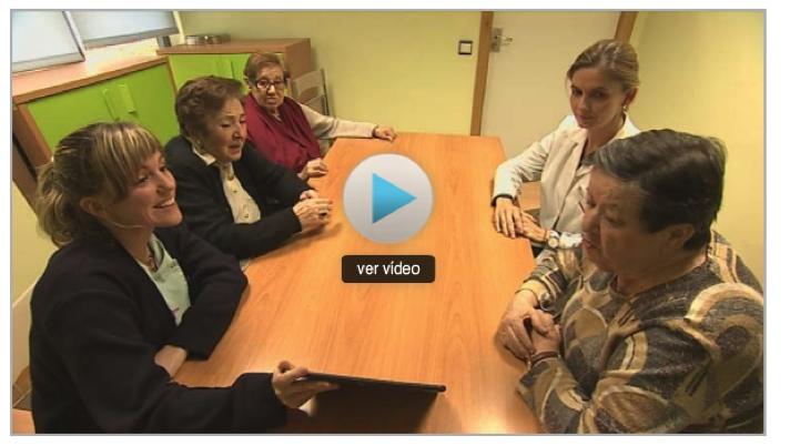 Video RTVE sobre logopedia y Parkinson