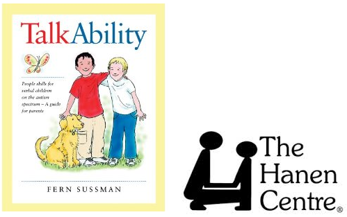 Manual del programa TalkAbility, editado por el centro Hanen