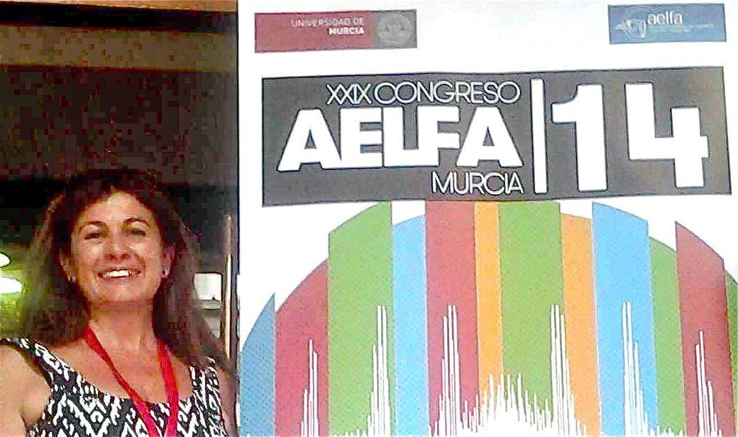 Claudia Escorcia , logopeda del centro de Estimulación l'Alquería de la UCV