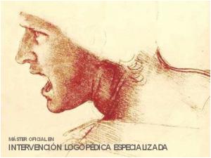 Imagen del Máster Oficial en Intervención Logopédica Especializada (UCV)