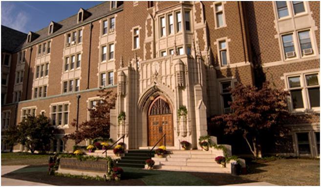 Nazareth College (tomada de www.naz.edu)