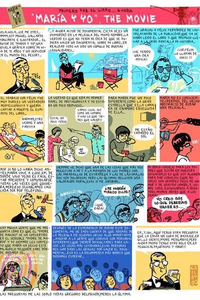 Página especialmente creada para EL PAÍS por Miguel Gallardo
