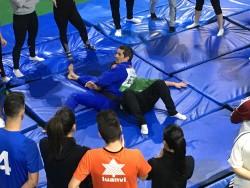 Judo olímpico: demostración de Sugoi Uriarte