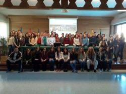 International Comenius Week: Asistentes 1