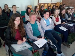 International Comenius Week: Asistentes a las conferencias