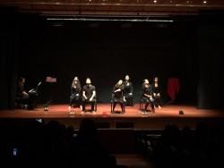 Aula de teatro UCV