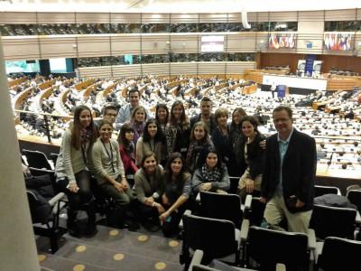 bruselas parlamento europeo
