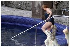 merkel piscina