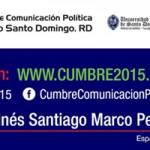 Ginés Marco en la VII Cumbre Mundial de Comunicación política