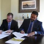 El Máster en Marketing Político de la UCV y ACOP firman un convenio de colaboración
