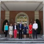 Crónica: Visita a la Moncloa y al Palacio Real de Madrid