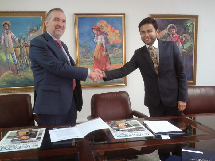 convenio UCV Ucolombia