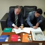 Firmamos un nuevo convenio de colaboración con la ADCV