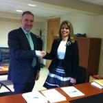 Nueva firma de convenio de colaboración con AVACIP