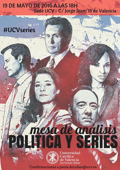 politica y series tv