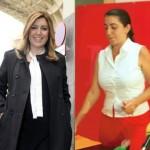 DE MORENA A RUBIA,  EL CAMBIO RADICAL DE SUSANA DÍAZ