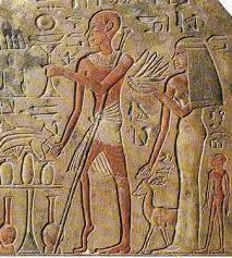 En medicina del antiguo Egipto se pudo ver ejemplos de distintas afecciones