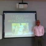 La Medicina del antiguo Egipto en la Facultad de Medicina