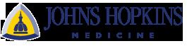 Logo de la Universidad John Hopkings, pionera en investigación con células madre
