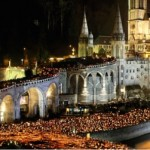 Ven a Lourdes con la UCV 2017
