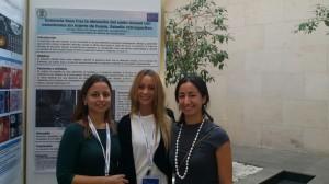 Asistentes de la UCV en el SECIB 2014