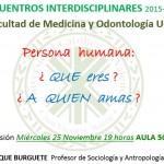 Encuentros interdisciplinares: Facultad de Medicina y Odontología