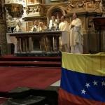 Misa por la Paz en Venezuela y victimas en Manchester