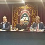 Presentación de la tesis doctoral de Daniel Lacalle en Madrid