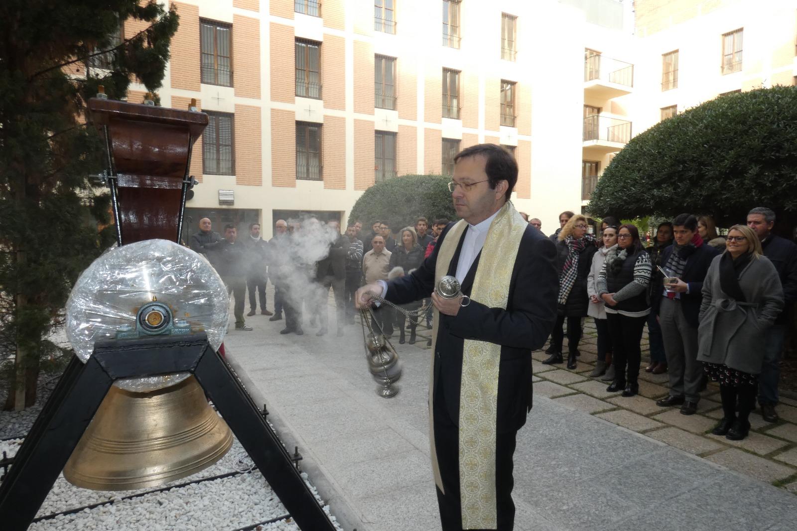 bendición campanas 2