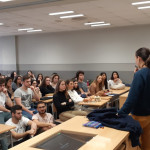La Misión Jeunesse Lumiere visitan la UCV