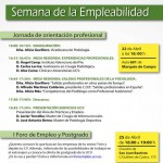 Semana de la Empeabilidad y I Foro de Empleo y Postgrado