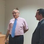 Presentación por el Decano Dr.D.Jose Miguel Hernández