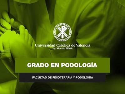 Conoce el Grado en Podología de la UCV