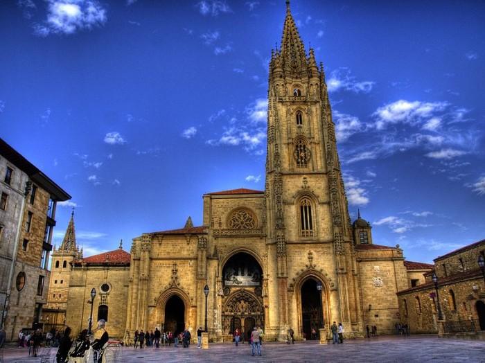 catedral oviedo asturias congreso psicologia 2017