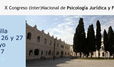 Congreso (Inter) Nacional de Psicología Jurídica y Forense