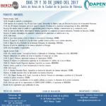 I Congreso Internacional del Instituto Iberoamericano de Criminología. «La responsabilidad penal del menor». Valencia, 2017.