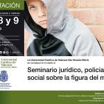 Seminario Jurídico, policial y social sobre la figura del menor.
