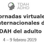 Jornadas virtuales internacionales de TDAH del adulto