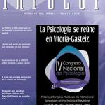 Infocop, Vol. 85, 2019. Revista digital del Consejo General de la Psicología de España (COP)