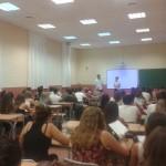 Jornadas de acogida de Psicología.