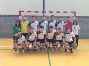 Equipo de Futbol Sala Masculino UCV