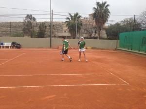 Hugo Tormo y Marta Silla
