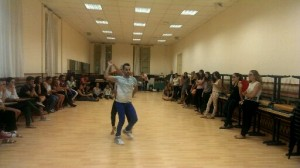 bailes latinos profesores