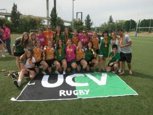 CEU Rugby UCV