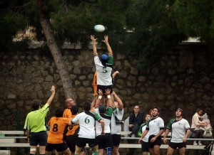 Touch Rugby UCV