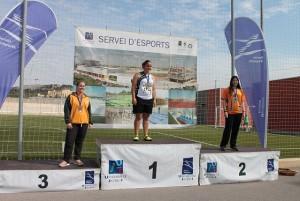Ainhoa Martínez Agulla bronce en peso