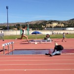 Buenos resultados en el CADU de atletismo