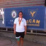 Campeonato de España Universitario de Atletismo 2016