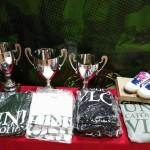 Intensidad y mucho fútbol sala en la final del Trofeo Rector UCV
